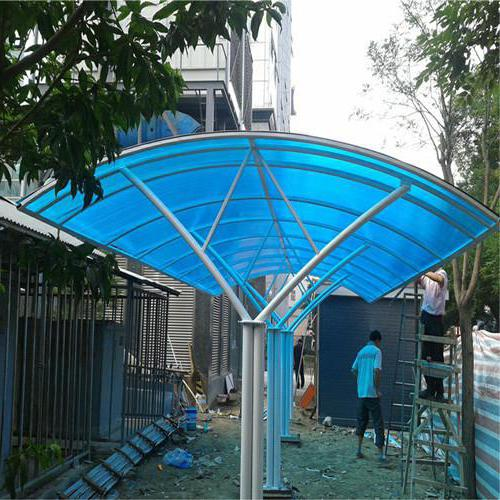 canopy polycarbonate do it yourself
