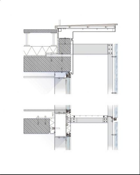 polycarbonate canopy drawings