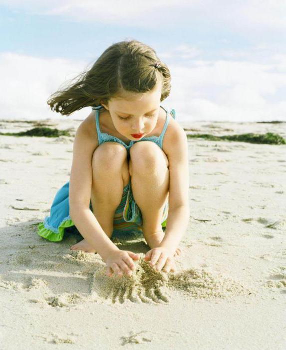 Sandy beaches of Turkey for children