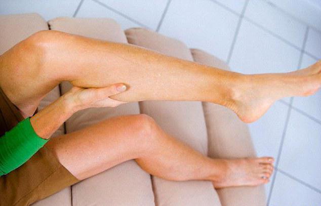 сводит икры ног по ночам лечение