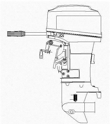 Лодочный мотор из бензопилы своими руками чертежи 69