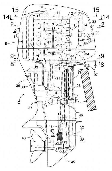 Лодочный мотор из бензопилы своими руками чертежи 20