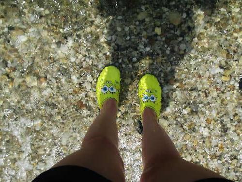 обувь для купания в море спортмастер