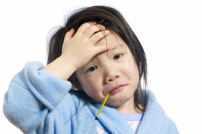 Литическая смесь от температуры для детей. Дозировка