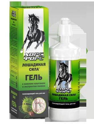 horse gel