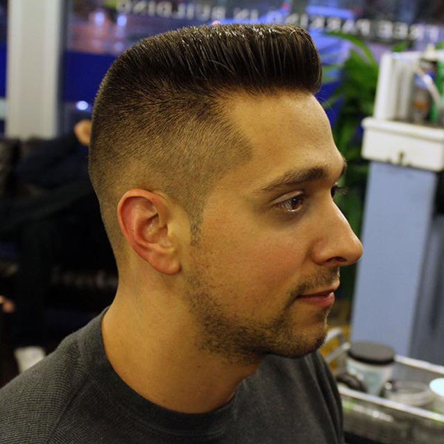 Фото причёски бобрик