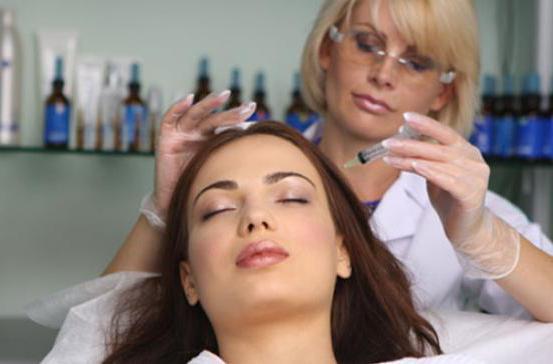 mesotherapy plasma hair lifting