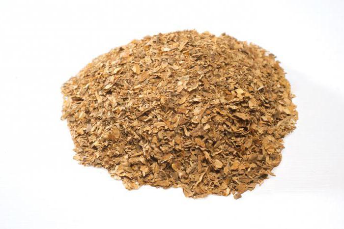 табачная пыль применение в садоводстве