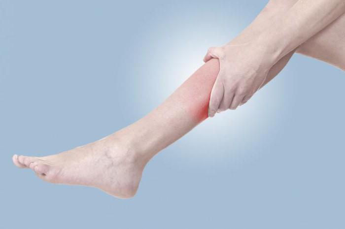 защемление нерва в ноге лечение в домашних условиях
