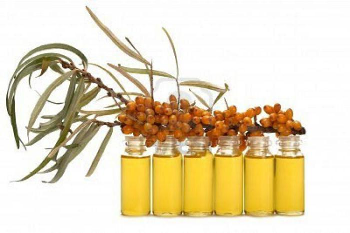 Как сделать облепиховое масло для лица в домашних условиях