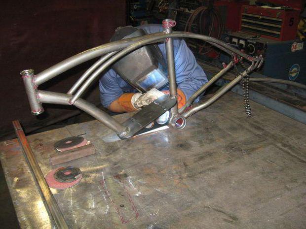 bike frame to grow