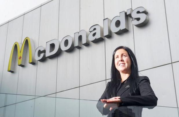 McDonalds salary per hour