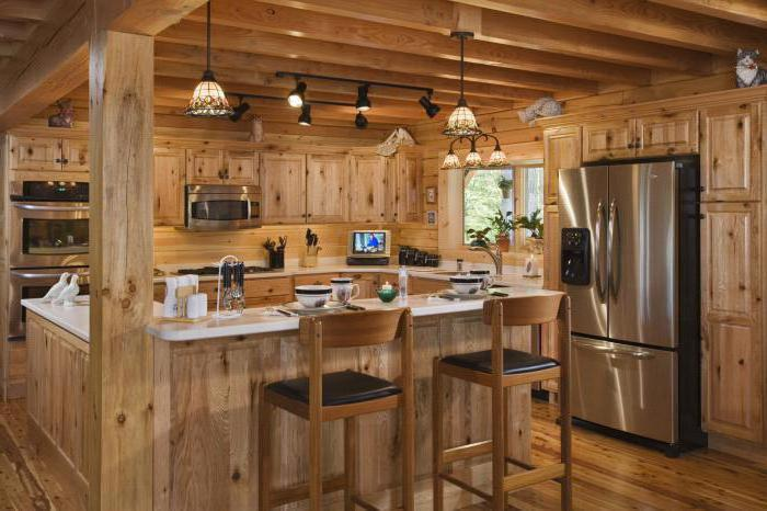 wooden kitchen do it yourself
