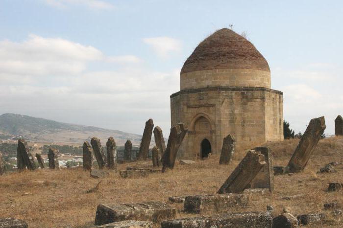 Azerbaijan history of occurrence