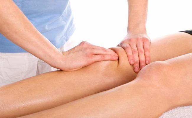 как быстро убрать жир над коленями