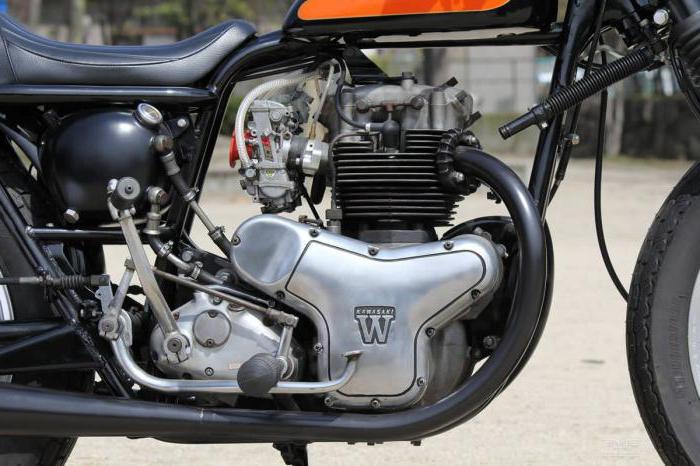 Одноцилиндровый четырехтактный двигатель принцип работы