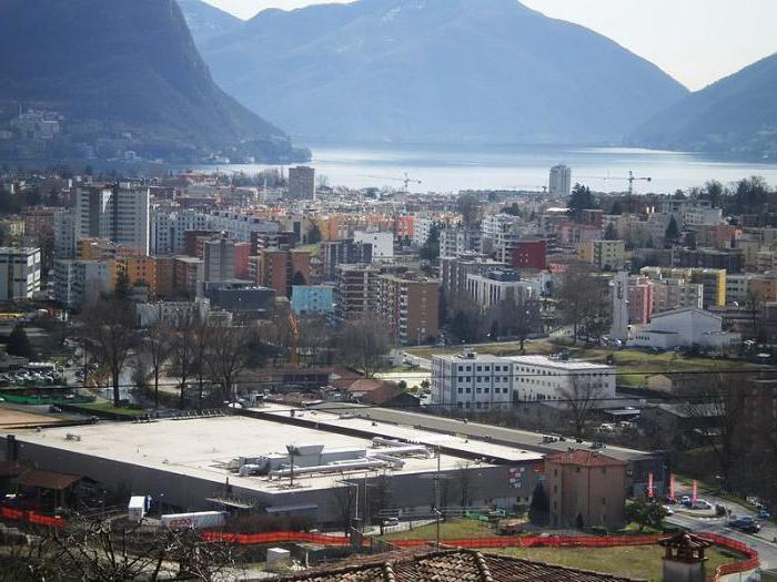 Switzerland Lugano