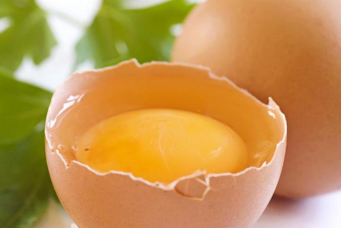 raw chicken eggs benefit and harm