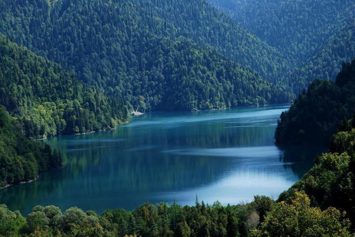 Sights of Abkhazia Gagra photo with description