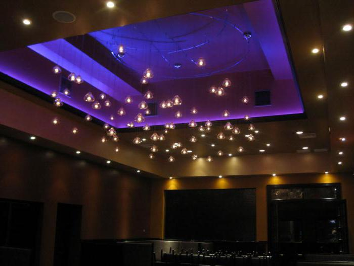 ceiling diode lamps