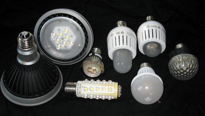 diode spotlights