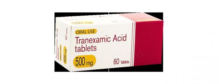 транексам таблетки инструкция по применению при маточных кровотечениях - фото 2