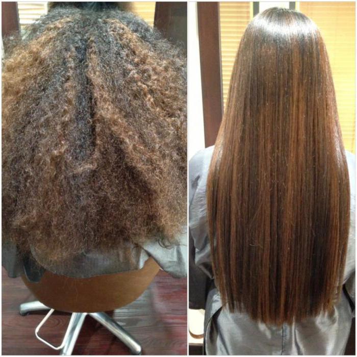 Все для кератинового восстановления волос в домашних условиях 90