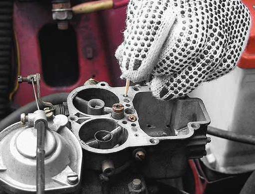 carburetor tuning ozone
