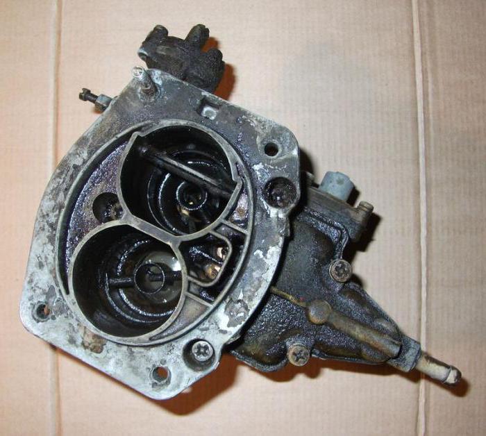 ozone carburetor 2107