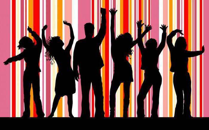 Сценарий концерта на день молодёжи