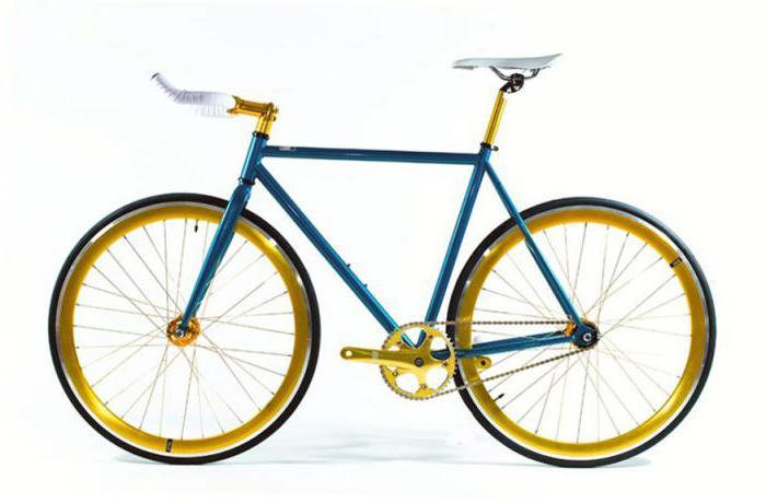 велосипед турист тюнинг