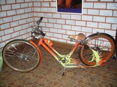 тюнинг велосипед в домашних условиях
