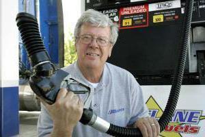 gas station operator instruction