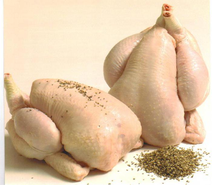 feed for broiler chickens