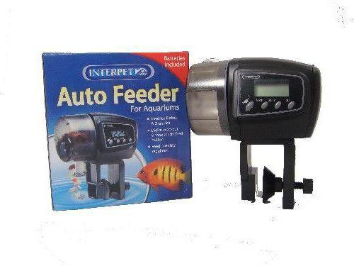 automatic do-it-yourself fish feeder