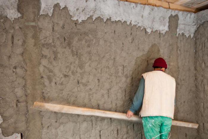 Как отштукатурить стены без маяков