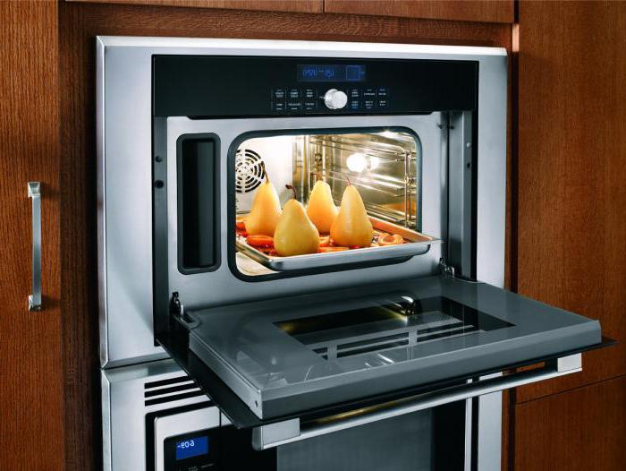 Microwave convection