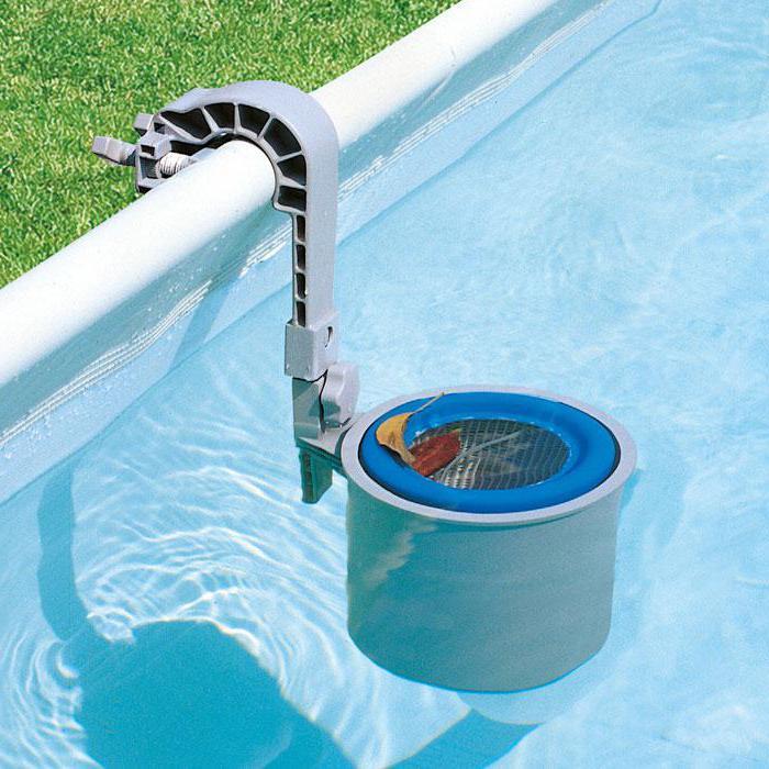 Систему очистки для бассейна своими руками 894