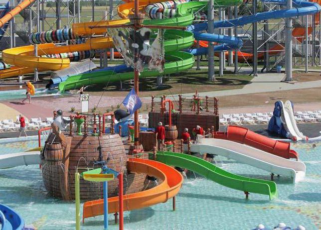 water park Kirillovka address