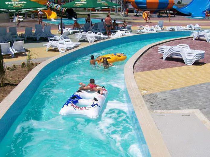 water park Kirillovka
