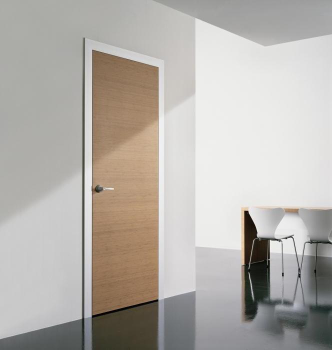 Стандарты межкомнатных дверей с коробкой