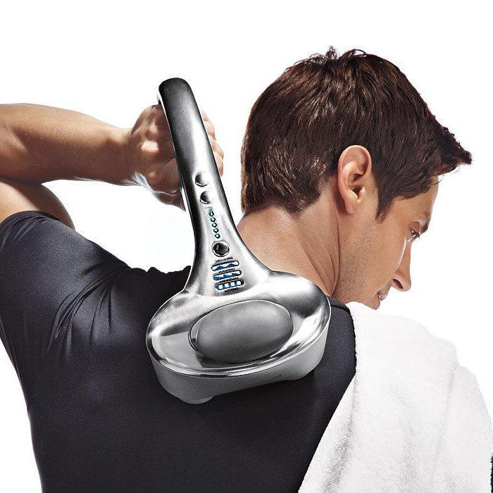 Электрические массажеры для спины и шеи в домашних условиях