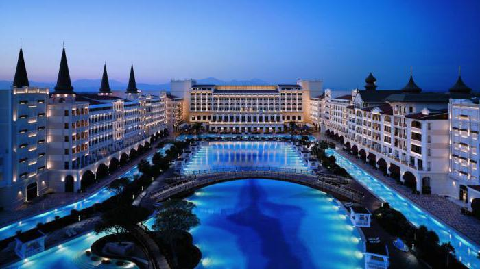 the most expensive hotel in Turkey