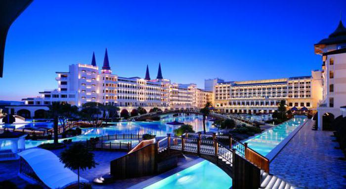 The most expensive hotel in Turkey 7 stars