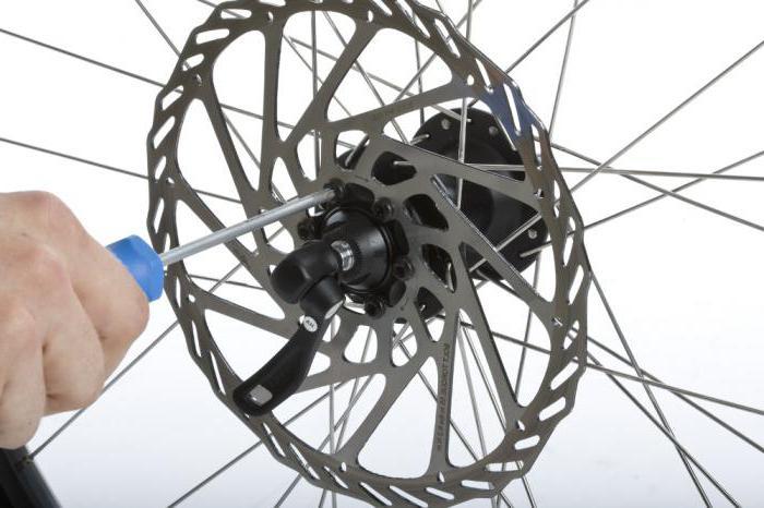 регулировка гидравлических тормозов на велосипеде