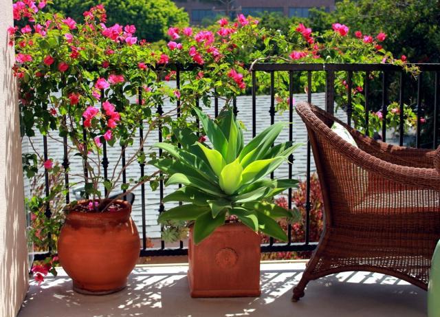 Balcony repair ideas