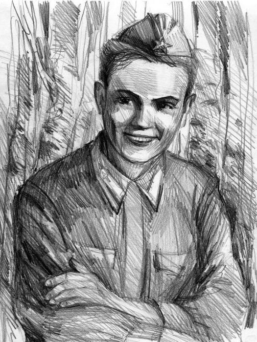 Vasily Terkin. Heroes