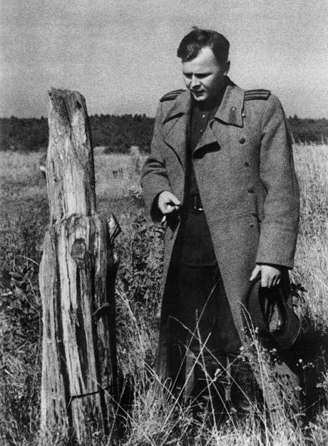 Alexander Trifonovich Tvardovsky