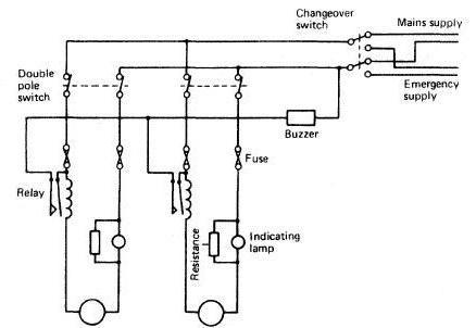 rocker switch connection diagram