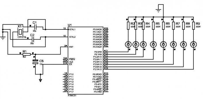 good and bad led circuit